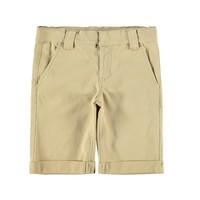 textil Dreng Shorts Name it NKMSOFUS CHINO Beige