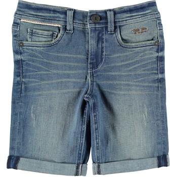 textil Dreng Shorts Name it NKMTHEO DNMTOMO Blå