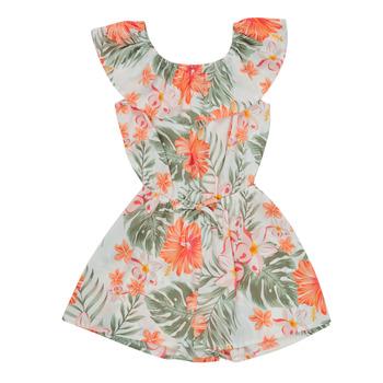 textil Pige Buksedragter / Overalls Name it NMFVINAYA Flerfarvet