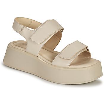 Sko Dame Sandaler Vagabond Shoemakers COURTNEY Beige