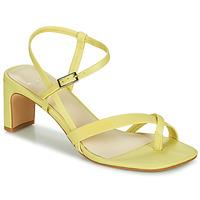 Sko Dame Sandaler Vagabond Shoemakers LUISA Gul