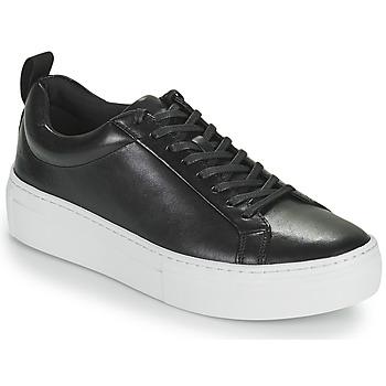 Sko Dame Lave sneakers Vagabond Shoemakers ZOE PLATFORM Sort