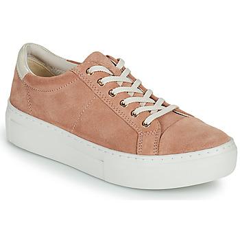 Sko Dame Lave sneakers Vagabond Shoemakers ZOE PLATFORM Pink