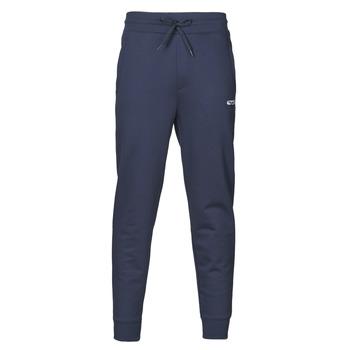 textil Herre Træningsbukser HUGO DIBEX Marineblå
