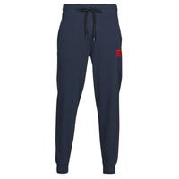 textil Herre Træningsbukser HUGO DOAK Marineblå