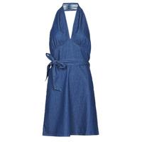 textil Dame Korte kjoler Molly Bracken EL902P21 Blå