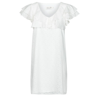 textil Dame Korte kjoler Molly Bracken LA700E21 Hvid