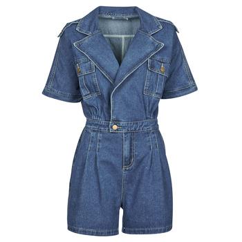textil Dame Buksedragter / Overalls Molly Bracken EL1261P21 Blå