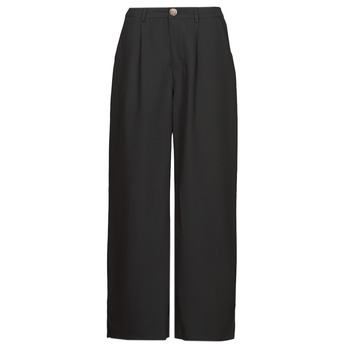 textil Dame Løstsiddende bukser / Haremsbukser Molly Bracken EF1424P21 Sort