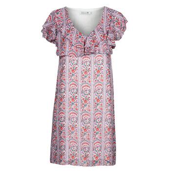 textil Dame Korte kjoler Molly Bracken LA171AE21 Violet