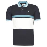 textil Herre Polo-t-shirts m. korte ærmer Oxbow N1NIREMO Marineblå