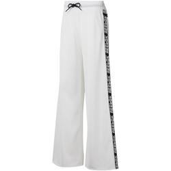 textil Dame Træningsbukser Reebok Sport DU4853 hvid