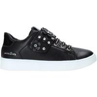 Sko Børn Lave sneakers Miss Sixty W19-SMS641 Sort