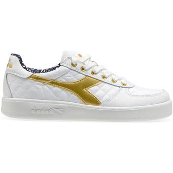 Sko Dame Lave sneakers Diadora 501.175.495 hvid