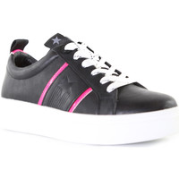 Sko Dame Lave sneakers Wrangler WL01600A Sort