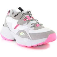 Sko Dame Lave sneakers Wrangler WL01650A Grå