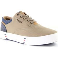 Sko Herre Lave sneakers Wrangler WM01001A Beige