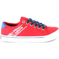 Sko Børn Lave sneakers Levi's VKIN0002T Rød