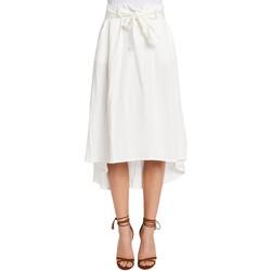 textil Dame Nederdele Gaudi 011FD75012 hvid