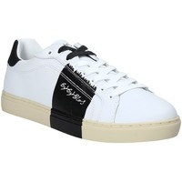 Sko Herre Lave sneakers Byblos Blu 2UA0002 LE9999 Sort