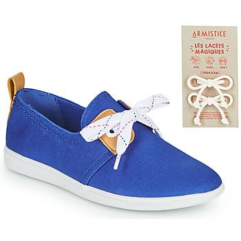 Sko Børn Lave sneakers Armistice STONE ONE Blå
