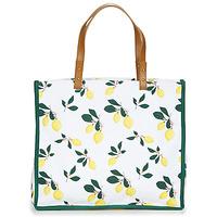 Tasker Dame Shopping Petite Mendigote CLEA LEMON Hvid