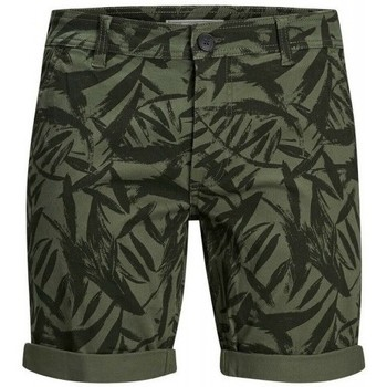 textil Herre Shorts Produkt Takm chino 12171311 Grøn