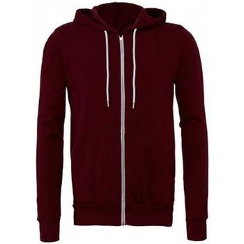 textil Sweatshirts Bella + Canvas CV3739 Maroon
