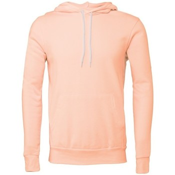 textil Sweatshirts Bella + Canvas CV3719 Peach