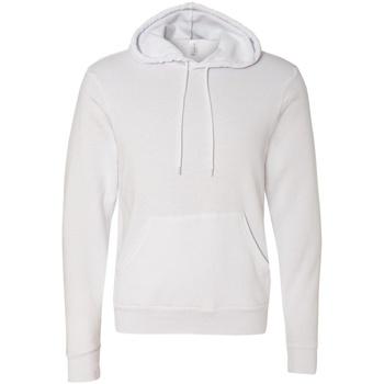 textil Sweatshirts Bella + Canvas CV3719 White