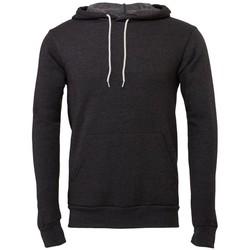 textil Sweatshirts Bella + Canvas CV3719 Dark Grey Heather