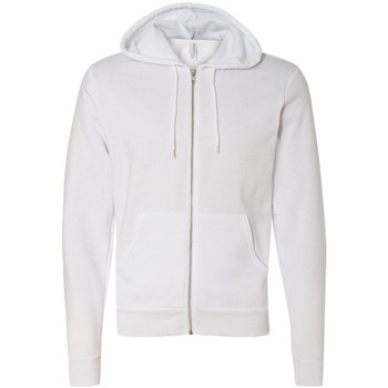 textil Sweatshirts Bella + Canvas CV3739 White