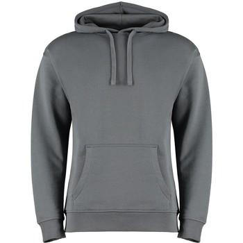 textil Herre Sweatshirts Kustom Kit K333 Dark Grey