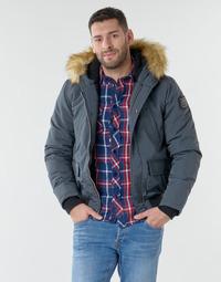 textil Herre Jakker Schott WASHINGTON2 Blå