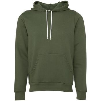 textil Sweatshirts Bella + Canvas CV3719 Military Green
