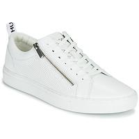 Sko Herre Lave sneakers HUGO FUTURISM TENN ITEM2 Hvid