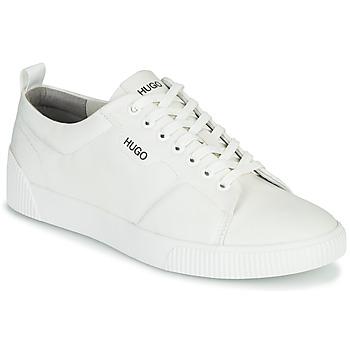 Sko Herre Lave sneakers HUGO ZERO TENN NYPU Hvid