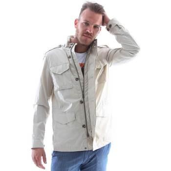 textil Herre Jakker Geox M6221T T2274 Beige