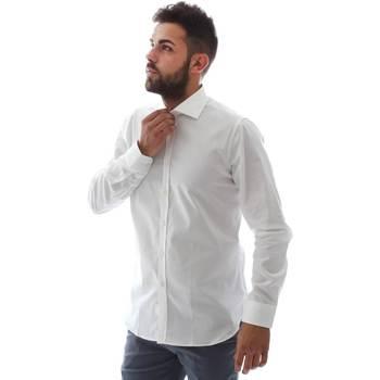 textil Herre Skjorter m. lange ærmer Gmf EQ2 1428 951106/01 hvid