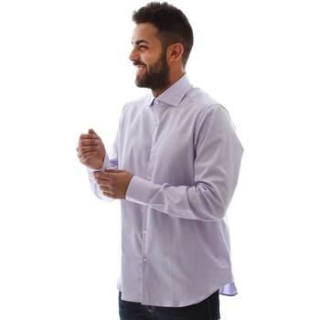 textil Herre Skjorter m. lange ærmer Gmf GMF5 4728 961105/04 Lyserød
