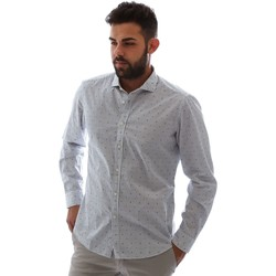 textil Herre Skjorter m. lange ærmer Gmf 961232/4 hvid
