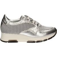 Sko Dame Lave sneakers Keys 5181 Sølv