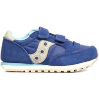 Sko Børn Lave sneakers Saucony SK262487 Blå