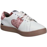 Sko Dame Sneakers Fornarina PI18AN1059VA09 hvid
