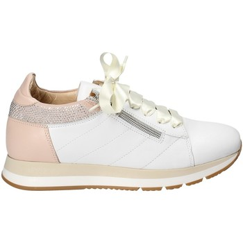 Sko Dame Lave sneakers Exton E18 hvid