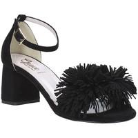 Sko Dame Sandaler Grace Shoes 380020 Sort