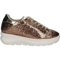 Sko Dame Lave sneakers Fornarina PE17VH9545G091 Guld