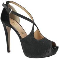 Sko Dame Sandaler Grace Shoes 1552 Sort