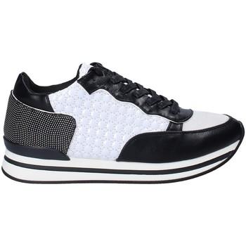 Sko Dame Lave sneakers Fornarina PI18SK1123P000 Sort