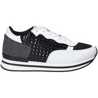 Sko Dame Lave sneakers Fornarina PI18SK1123P009 Sort